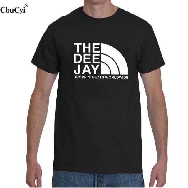 The Dee Jay T Shirt Classic Hip Hop Clothing Dj Music Graphic Printing  tshirt Men 2018 Fashion Short Sleeve t-shirt Size S-XXL a0e7a9cdf928