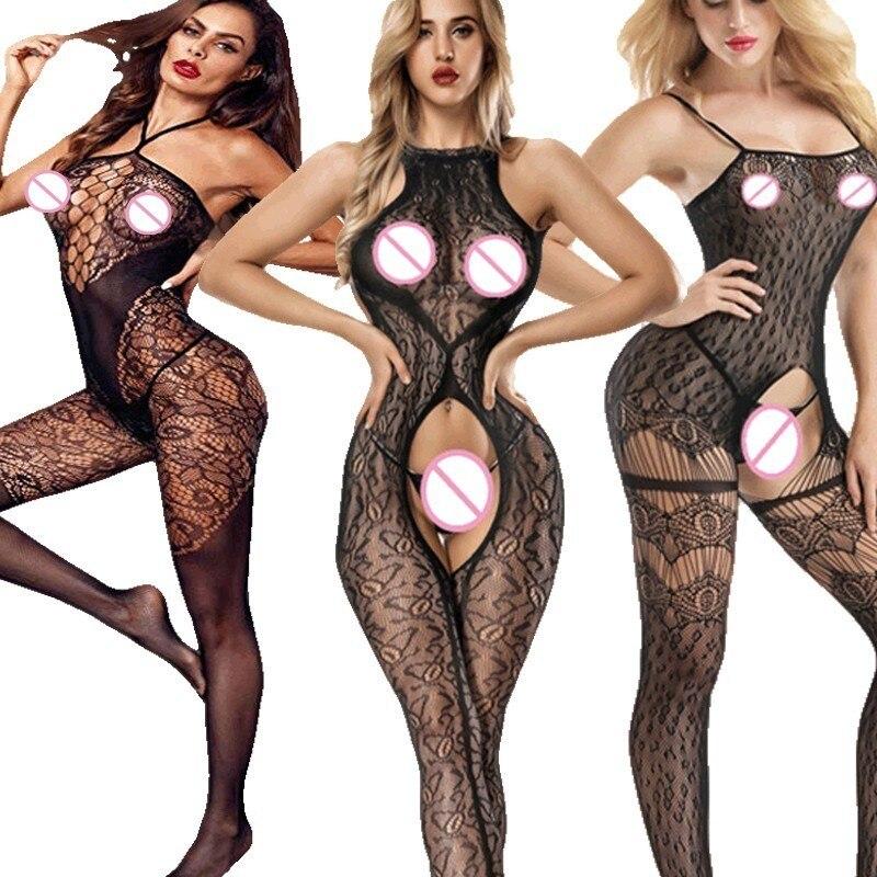 Sexy Lingerie Porno Erotic Langerie Sexy Underwear Lenceria Femenina Transparent Plus Size Women Sexy Costumes Babydolls 003ZH