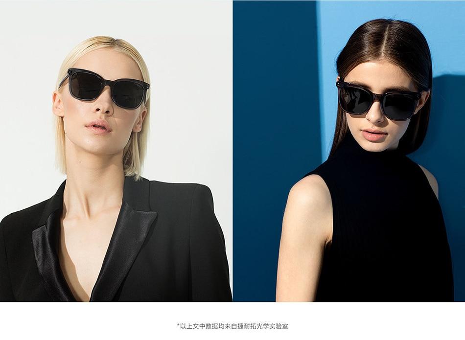 Original Xiaomi Mijia TS Nylon Polarized Sunglasses Ultra-thin Lightweight Designed for Outdoor Travel Fashion Cat Eye Style (18)