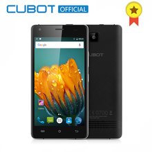 CUBOT ECHO 5,0 Zoll Entsperrt Smartphone Android 6.0 MTK6580 Quad-Core-Handy 2 GB RAM 16 GB ROM 3000 mAh Handy