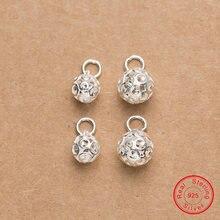Шармы шармы uqbing из серебра 925 пробы 8 мм 10
