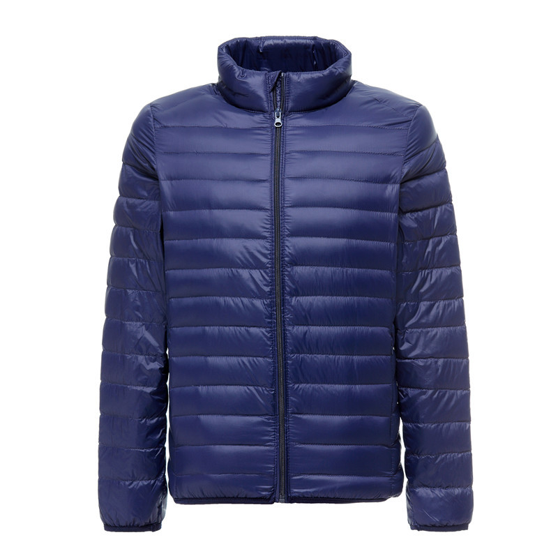 Men's Clothing Confident 90% White Duck Down Jacket 2019 New Ultralight Men Winter Duck Down Coat Outwear Down Parkas Waterproof Overcoat Puls Size S-5xl