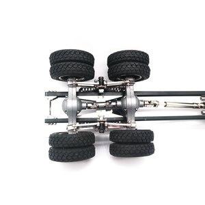 Image 5 - Qin24 1/24 RC 大型トラック組織化キットモータとサーボ