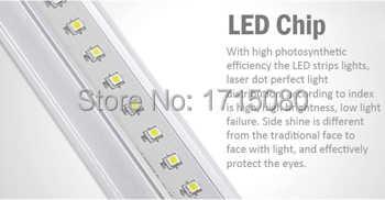 Супер Яркость T8 светодиодные трубки 600 мм 10 W SMD 2835 Светодиодные лампы дневного света AC85 ~ 265 V постоянный ток Бесплатная доставка