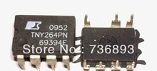 Бесплатная доставка 20 ШТ. TNY264PN TNY264P TNY264 PN TNY 264 PN DIP-7 чипы новое и оригинальное IC