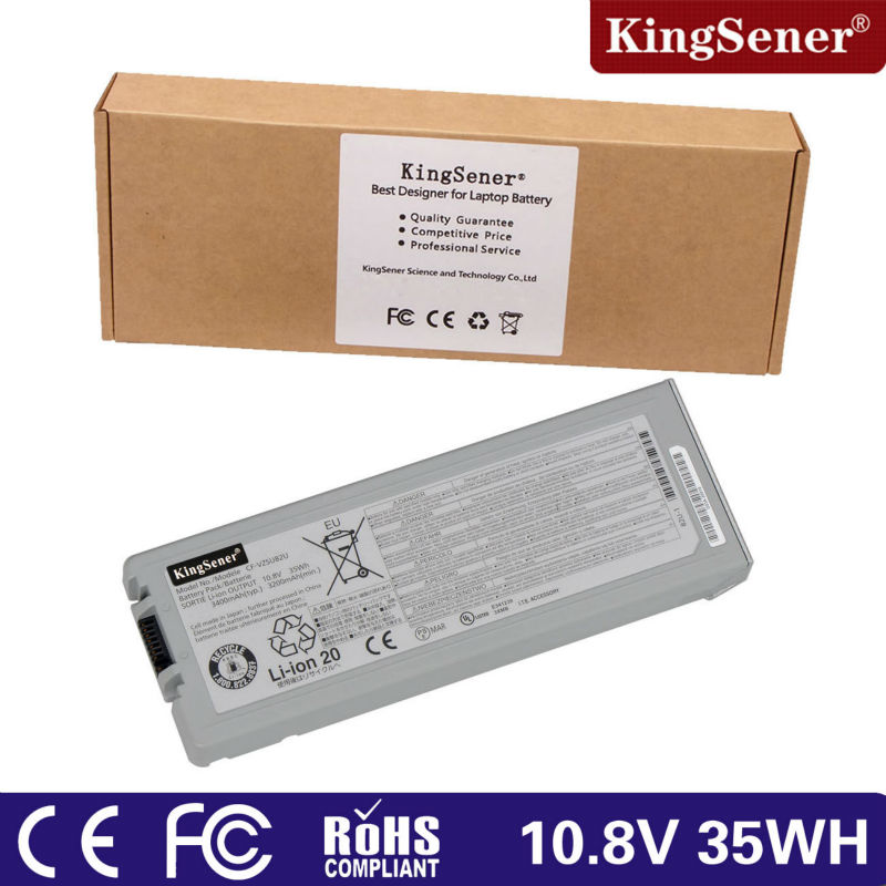 ФОТО KingSener 10.8V 35WH laptop batteries for Panasoni CF-C2 CF-VZSU80U CF-VZSU82U CF-VZSU83U