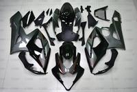 GSX R1000 2005 Fairings GSX R 1000 2005 2006 K5 Black Grey Full Body Kits GSXR 1000 2005 Full Body Kits