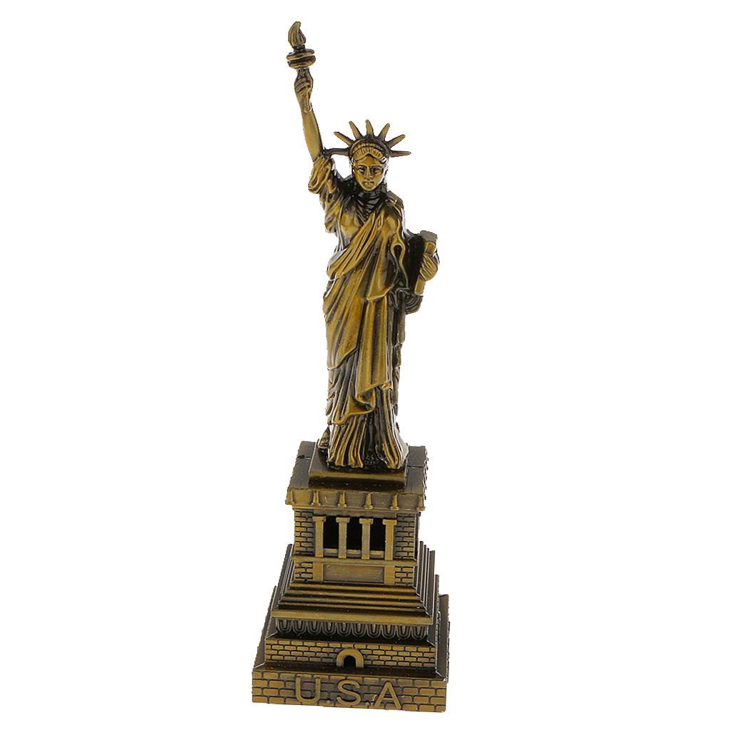 Collectibles Travel Souvenirs Of New York The Statue Of Liberty Model 15cm