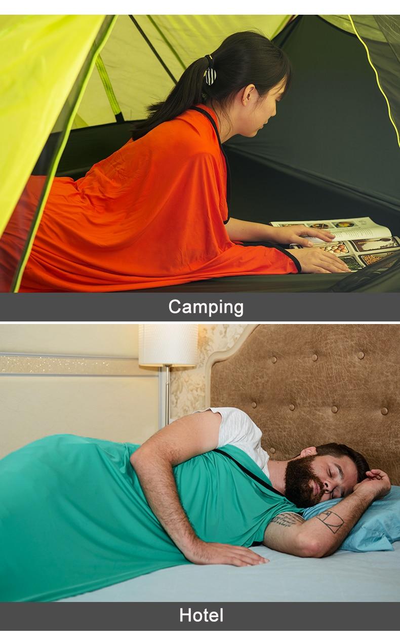 dormir para a primavera outono ao ar livre