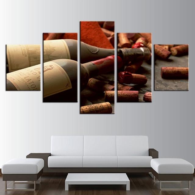 Decorazioni per la Casa HD Stampe Foto Cornice Cucina Parete Della ...