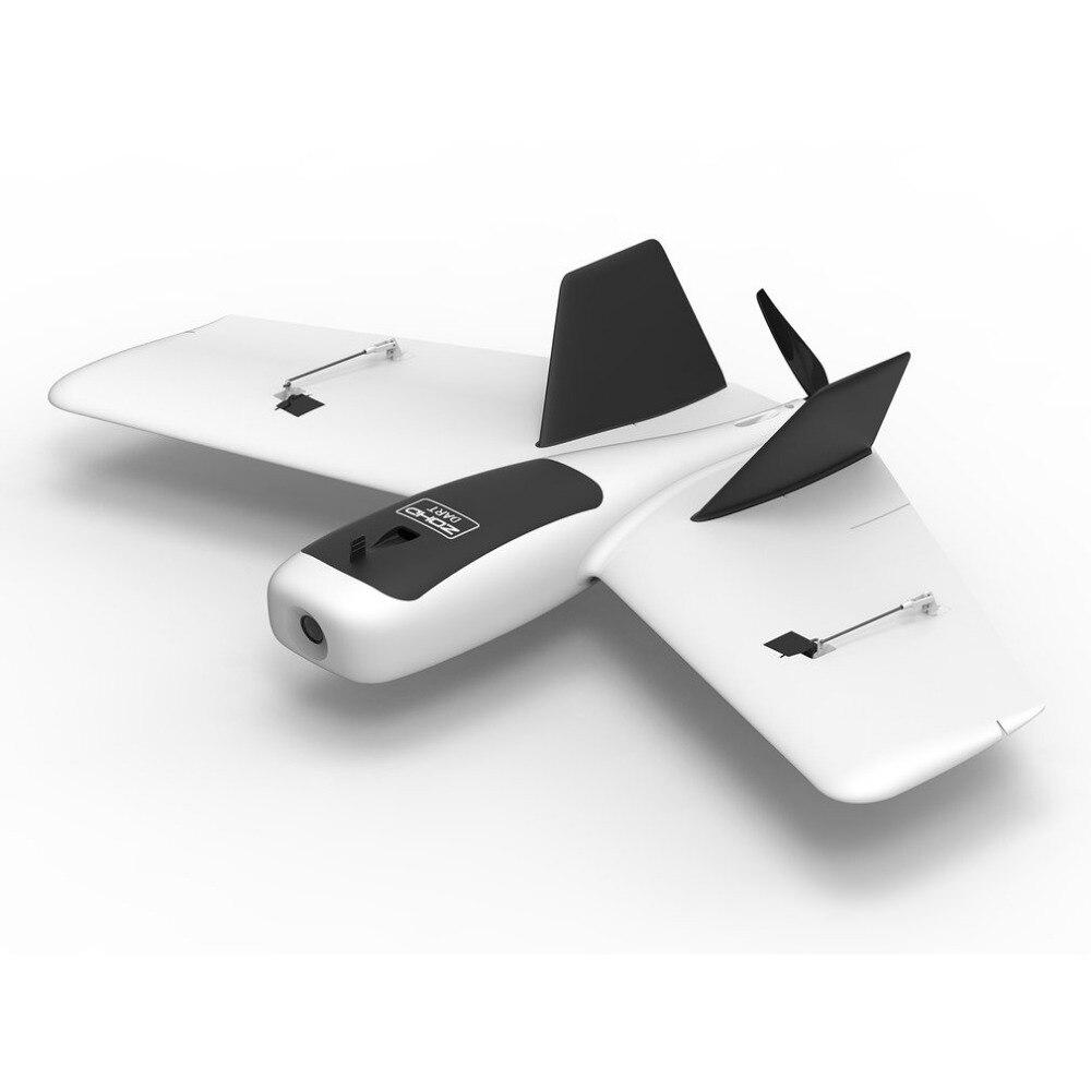 ZOHD dard balayeuse aile avant 635mm envergure FPV Drone intégré gyroscope détachable EPP Delta aile course RC avion PNP modèle