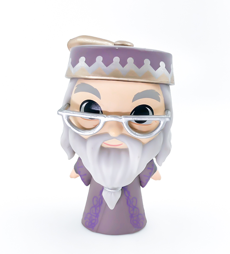 Mystery Minis Dumbledore Harry Potter Barnes Noble Exclusive Azkaban Pop Collection gift funko pop vinyl фигурка harry potter albus dumbledore 5863