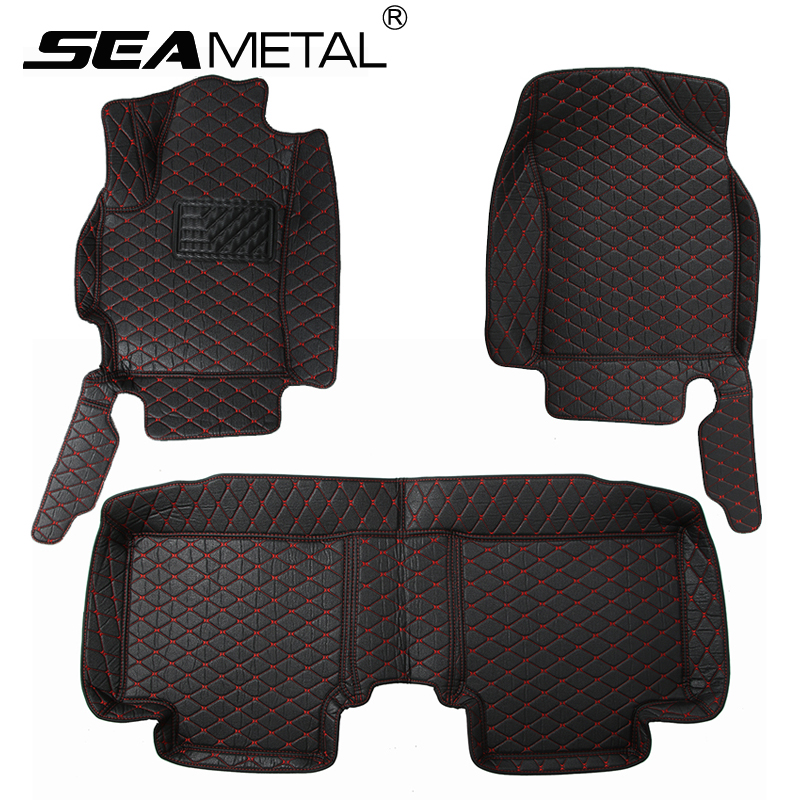LHD For Toyota Corolla 11th E170 2014 2015 2016 2017 Custom Car Floor Mats Leather Interior Auto Rugs Pads Carpets Accessories видеорегистратор f880 lhd в самаре