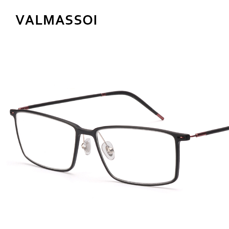 tr90 men eyeglasses frame prescription myopia brand optical designer clear frame glasses 2 mc9010h