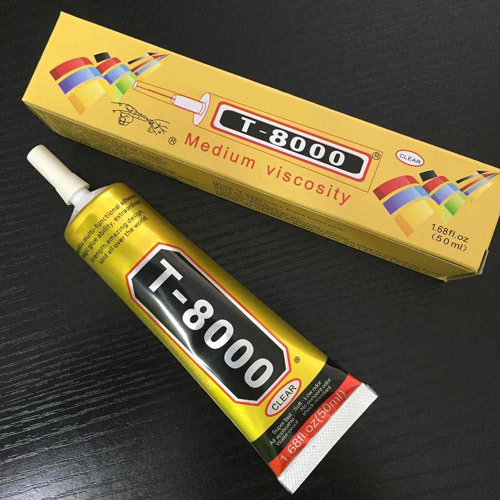 T7000/T8000 Glue Epoxy Resin Clear Adhesive Needle Type Phone Screen Repairing Tool TSH Shop