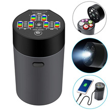6 Slot Battery Charger Automatic LED Display for Ni-MH Ni-Cd AA AAA 18650 TN99