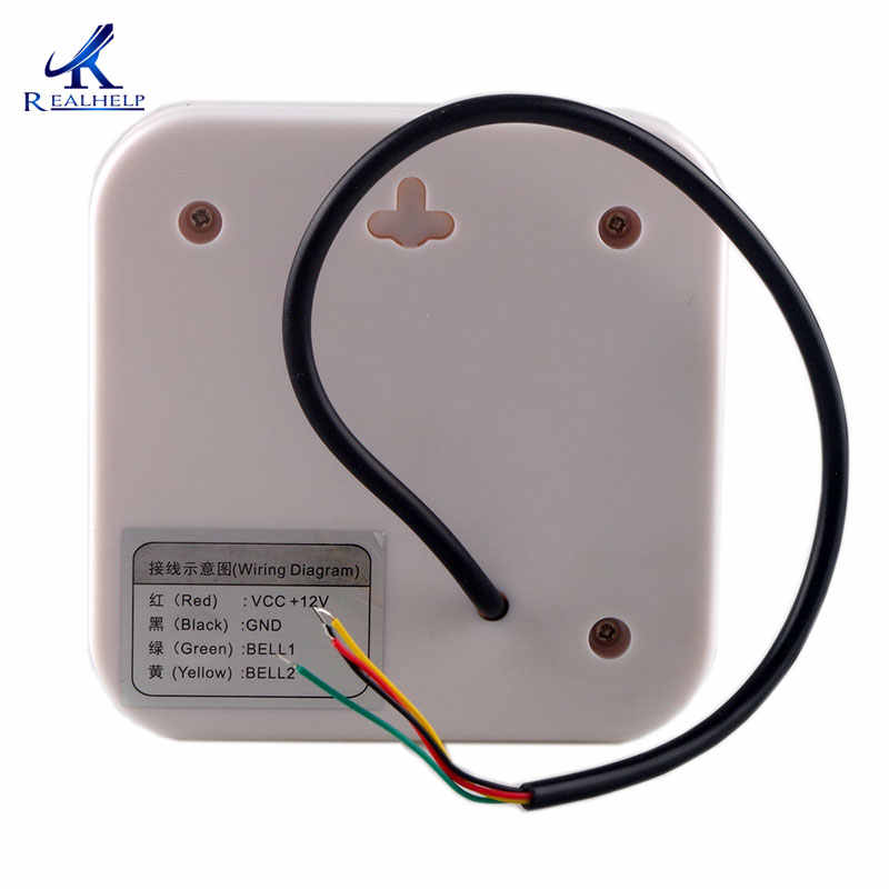 Pleasing Detail Feedback Questions About 12V Buzz Wired Doorbell Door Access Wiring 101 Capemaxxcnl