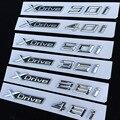 1 stücke 3D ABS Auto Styling XDrive Logo Emblem X Stick 20i 25i 28i 30i 35i 40i 48i 50i Für BMW X1 X3 X4 X5 X6 Tür Aufkleber