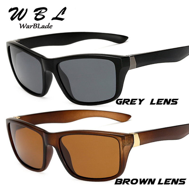 WarBLade High Quality Sports Sunglasses Polarized Men Goggles Rectangle Men Sport Outdoor Sunglass Mens Glasses Trends 2019