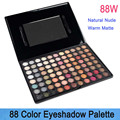 2017 New popular Makeup Palette 88 Colors Eye shadow With Eye Primer Luminous Palette Beauty Make up Set Professional Makeup