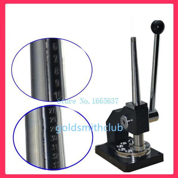 Ring Stretcher And Reducer,Ring Sizing Machine, Jewelry tools, Jewelry making supplies, jewelry making kits