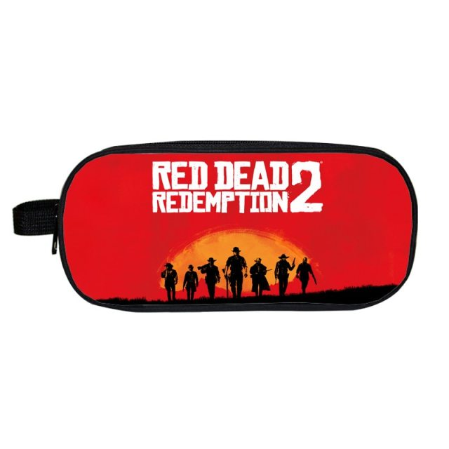 RDR2 Pencil Bag
