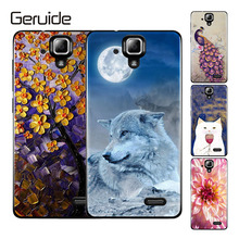 Geruide Case Cover For Lenovo A536 5.0