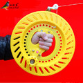 Free Shipping Outdoor Fun Sports Flying Tools /Kites Accessories Large Bearing  Kite Wheel  Can Be Wrapped 1000m Line  ABS