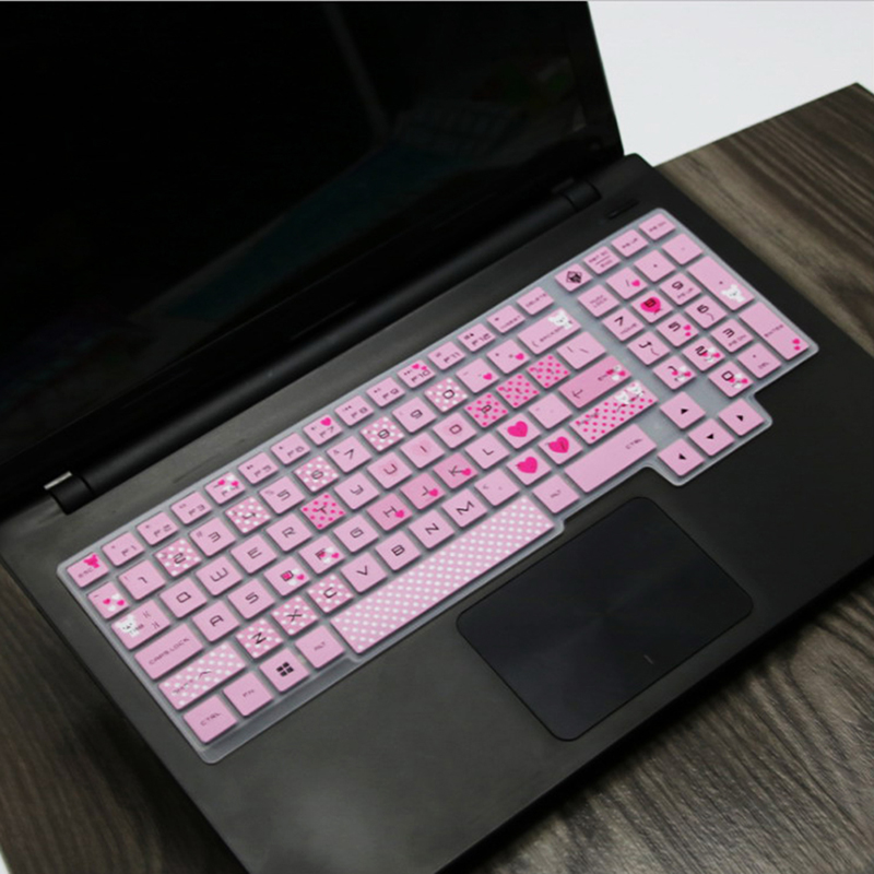 Value-Trade-Inc Silicone Keyboard Case Cover Skin High invisible Protector Skin Cover Fit For HP 15.6 inch Laptop PC 1pc