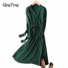 9b08c6be06de5 Cashmere Tunic Dress Promotion-Shop for Promotional Cashmere Tunic ...