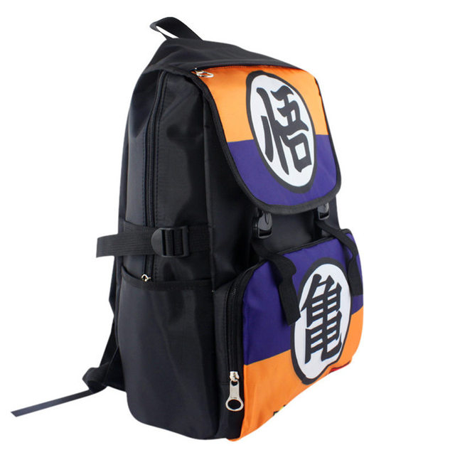 Dragonball Z Son Goku Canvas Shoulder Bag