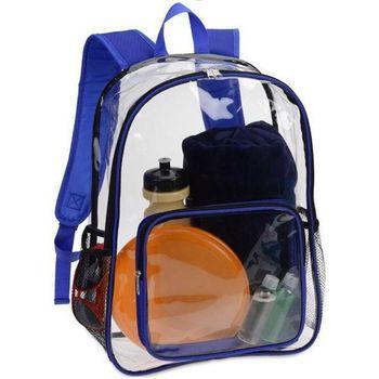 e215d49362b1 Модные женские прозрачные ПВХ прозрачный рюкзак дорожная сумка на плечо  школьные сумки для книг