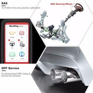 Image 5 - Autel MD808 PRO sistemas completos OBD2 herramienta de diagnóstico de coche para motor, transmisión, SRS y ABS con EPB, reinicio de aceite, DPF, SAS,BMS