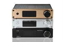 SMSL Q5 Pro 192khz Optical Coaxial USB DAC Amplifier HIFI EXQUIS Digital high power 45wx2 AMP with Remote Control