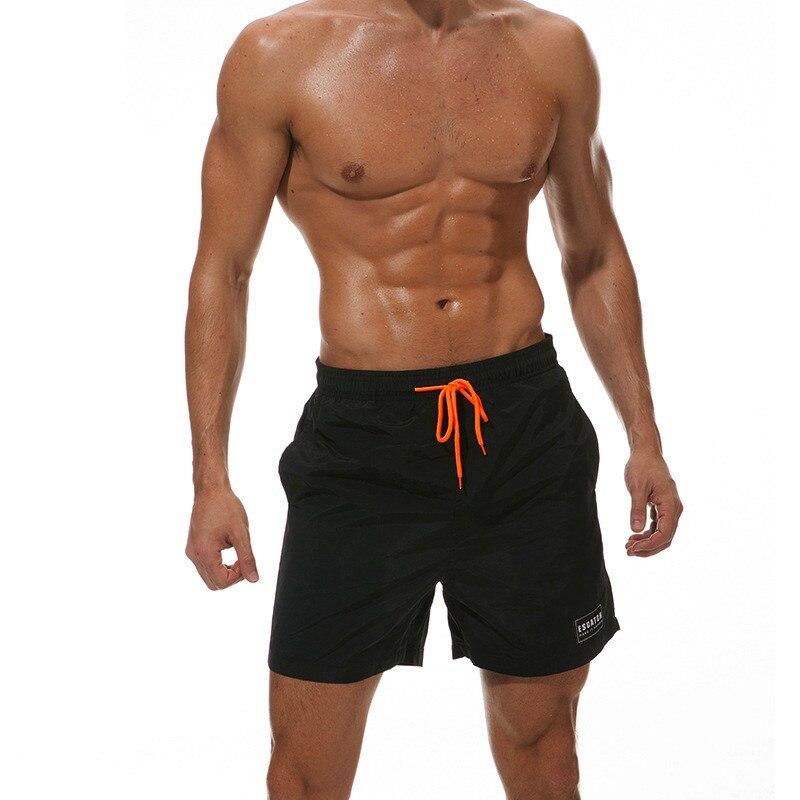 Mortonpart мужские пляжные шорты m xxxl плюс размер одежда для плавания мужские шорты для плавания одежда для серфинга пляжные шорты летний купальный костюм пляжные шорты