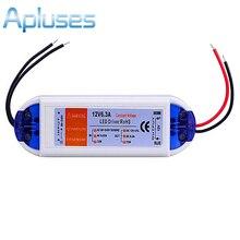 12V 6.3A 72W Power Supply AC/DC adaptor transformers switch for LED Strip RGB ceiling Light bulb driving power 90V-240V