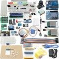 UNO el proyecto más completo Kit de iniciación con Tutorial UNO R3... LCD1602 de alimentación Servo... ¡Paso a Paso Motor ect!