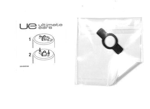 1pc Original Waterproof Plug Sealing Plug For Logitech UE BOOM 1st Generation