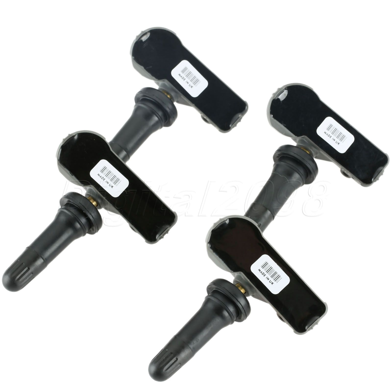 Yetaha 4pcs High Quality TPMS Tire Pressure Sensor OEM 13581558 315MHz For Chevrolet For GMC Cadillac For Buick Free Shipping