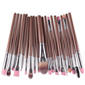 20PCS Makeup Brushes Set Tool Kit Foundaton Mascara Lip Eyeshadow Brushes Eyebrow Make Up Brush Set Styling Pincel De Maquiagem