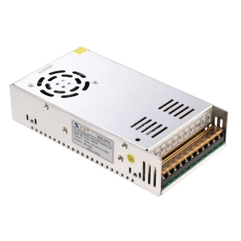 купить Metal case type 400 watt 20 volt 20 amp AC/DC switching power supply 400W 19.5V 20A AC/DC switching industrial transformer по цене 3875.18 рублей