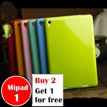 Mipad1 Colorful Pudding Case For Xiaomi MI PAD Mipad 1 7.9″ Tablet case Soft Silicone TPU Back Cover Case