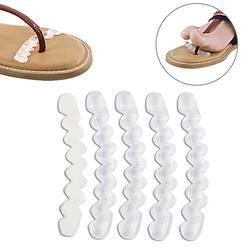 2019 Новый 5 пар противоскользящие гель полосой Pad Туфли на высоком каблуке стопы подушки болеутоляющее WML99