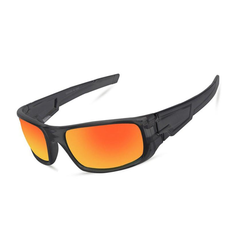 Glasses Cycling Riding Sports-Eyewear Lens-Made Unbreakable Outdoor UV400 Of Unisex Driving