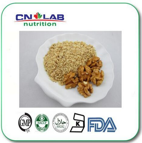 Free shipping 1000g/ bag top walnut kernel extract pure powder with the competitive price for sale