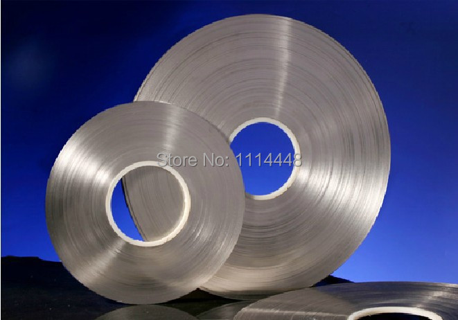 0.5kg 0.1mm 0.15mm 0.2mm Pure Nickel Plate Strap Strip Sheets 99.96% for battery spot welding machine Welder Equipment Variable