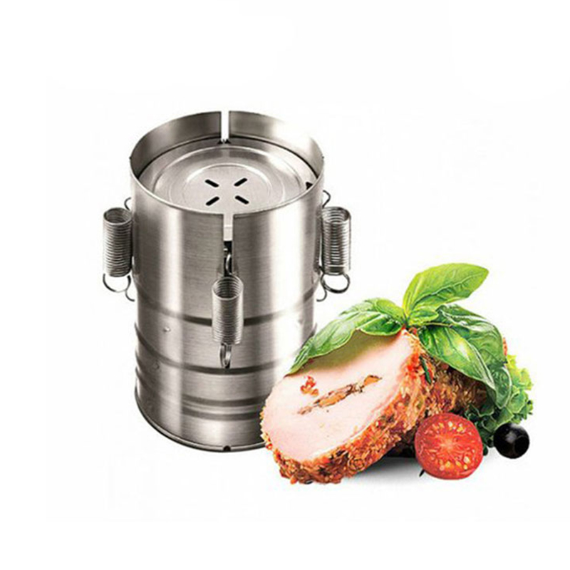 3 Layer Stainless Steel Ham Press Maker Machine Seafood Meat Poultry Tools Kitchen Cooking Tools For