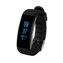 Trozum DB03 Bluetooth Smart Браслет Поддержка плавание фитнес трекер крови Давление сердечного ритма браслет для IOS Android
