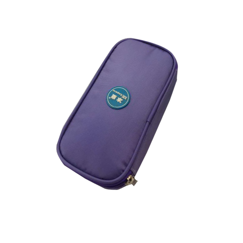 Portebla Insulino Cooler Portebla Insulated Diabetics Insulino Voyage Cooler Case Bolsa Termica 600D Aluminum Foil Ice Cooler