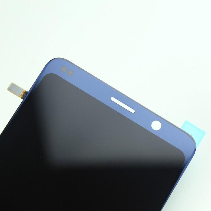 100% TEST pas de pixel mort pour Nokia 9 lcd affichage 2018 version pour téléphone portable lcd écran assemblage réparation remplacement noir - 3